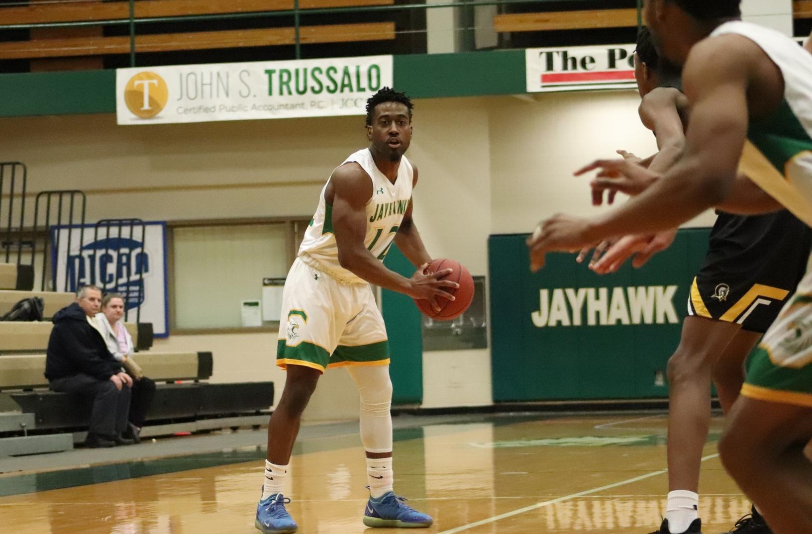 Jayhawks downed at home by the Tribunes