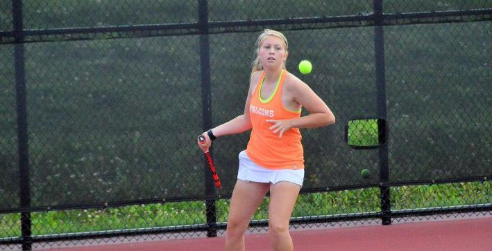 Women's Tennis begins NACC title defense with win over Lakeland