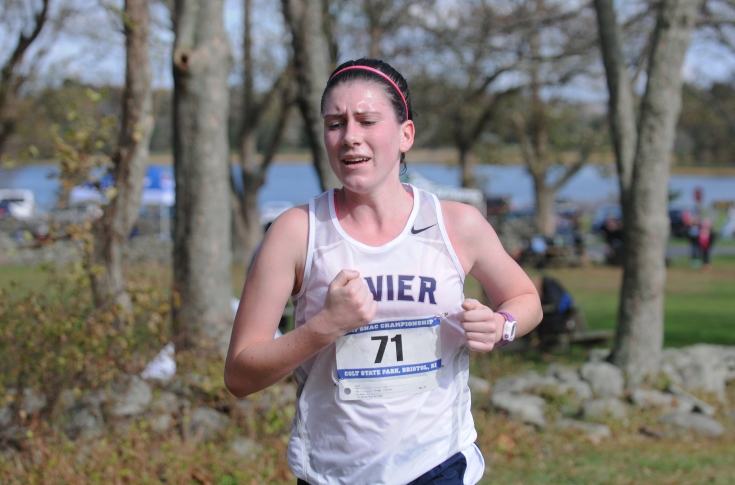 Women's Cross Country: Pearsons leads Rivier WXC to dual meet victory