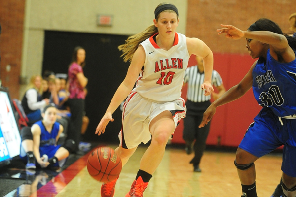Allen opens tournament play with a win over Labette