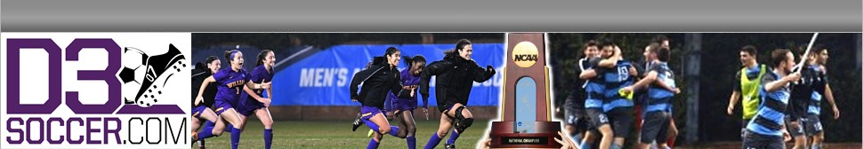 The home for Division III soccer: D3soccer com