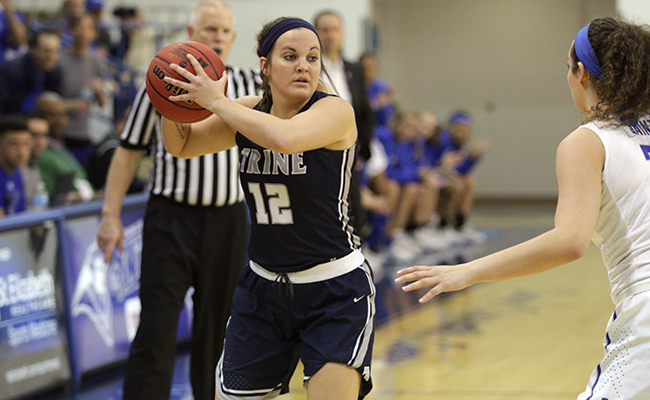 Trine Suffers Loss to No. 1 Thomas More in NCAA Tournament