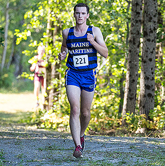 Cole Brundige, Cross Country