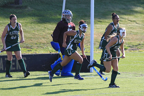 Colby-Sawyer Edges Field Hockey