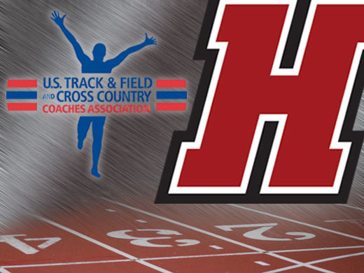 Men's indoor track & field climbs to #5 in latest USTFCCCA rankings