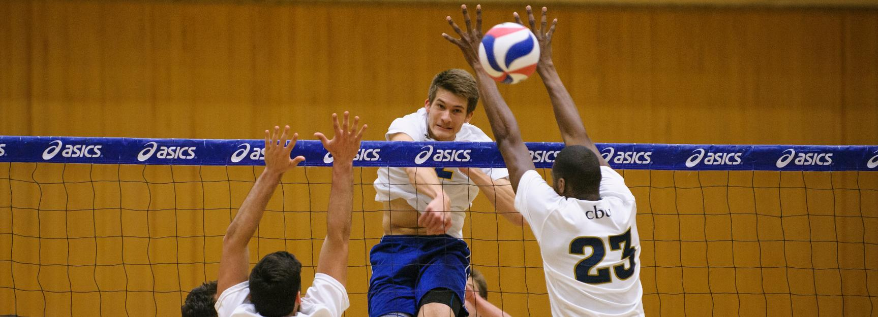Fan Advisory: Tonight's Men's Volleyball Semifinal Match to be Televised on BYU TV
