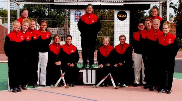 2002 Wittenberg Field Hockey