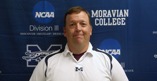 Dave Carty Named Head Men's Lacrosse Coach