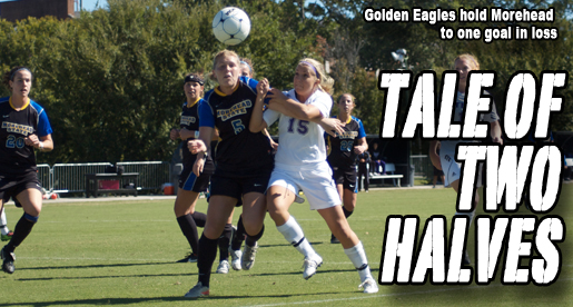 Tech pushes defending OVC champions, falls on second-half goal