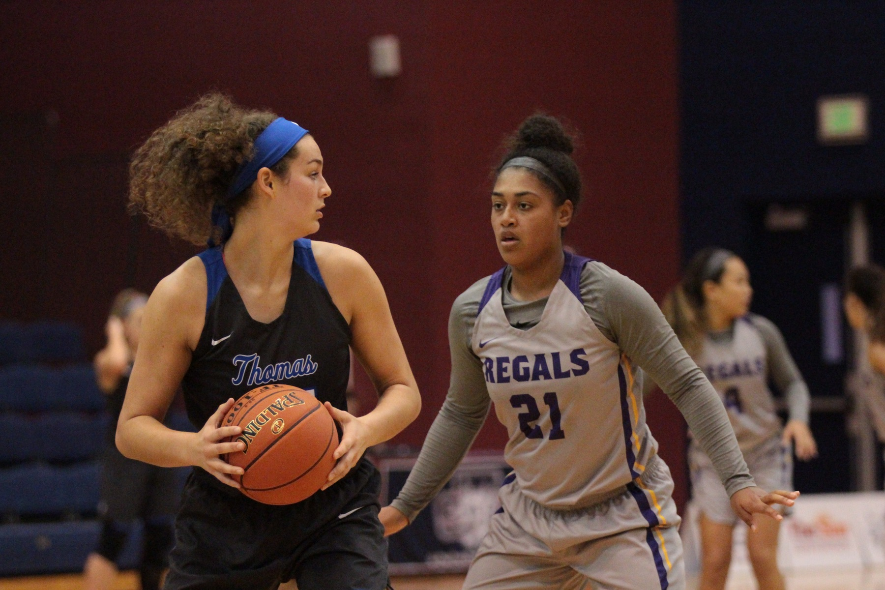 Regals Come Up Short Against No. 2 Thomas More