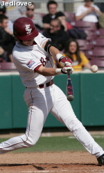 Bronco Baseball Takes Series With 9-5 Victory Over Gonzaga