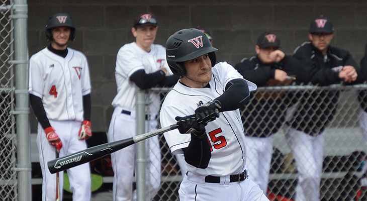 Saturday Split Gives Baseball A Series Win Over Berks