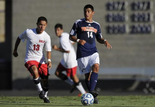 Men's Soccer on the Road at Sacramento State, UC Davis