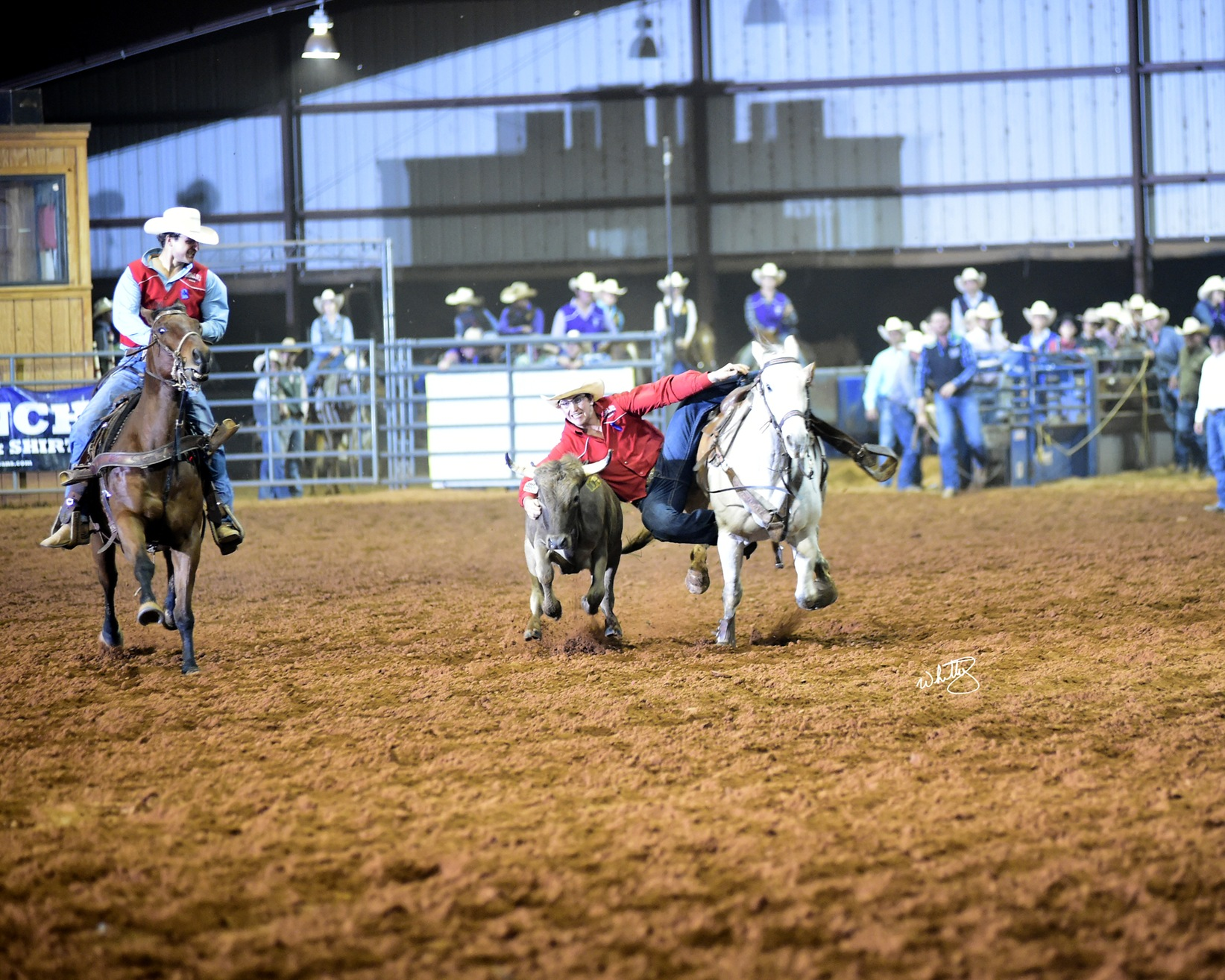 NMJC's McLeod Brothers make it back to Short Round Vernon College Rodeo