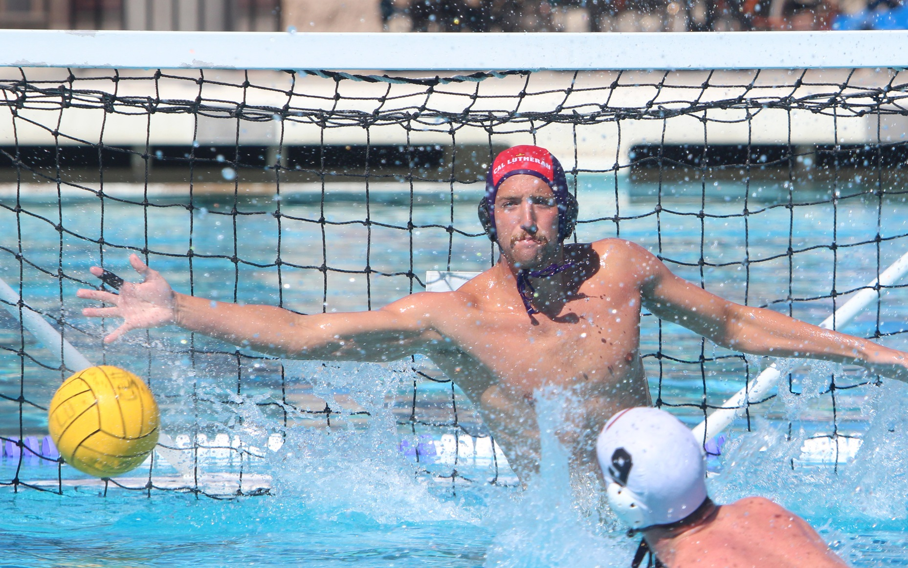 No. 5 Kingsmen Test No. 1 Poets; Rivas Records 16 Saves