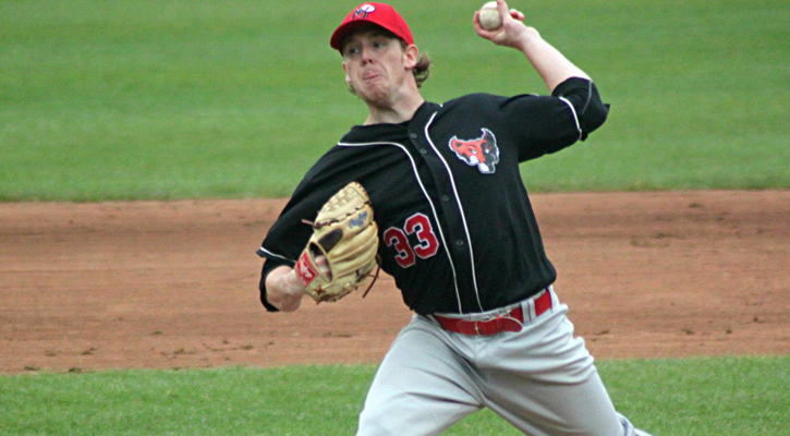 Former Bobcat Big Leaguer Starting for New Jersey Jackals