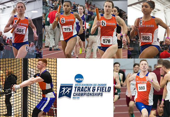 Bears Send Six Track & Field Athletes to NCAA Championship