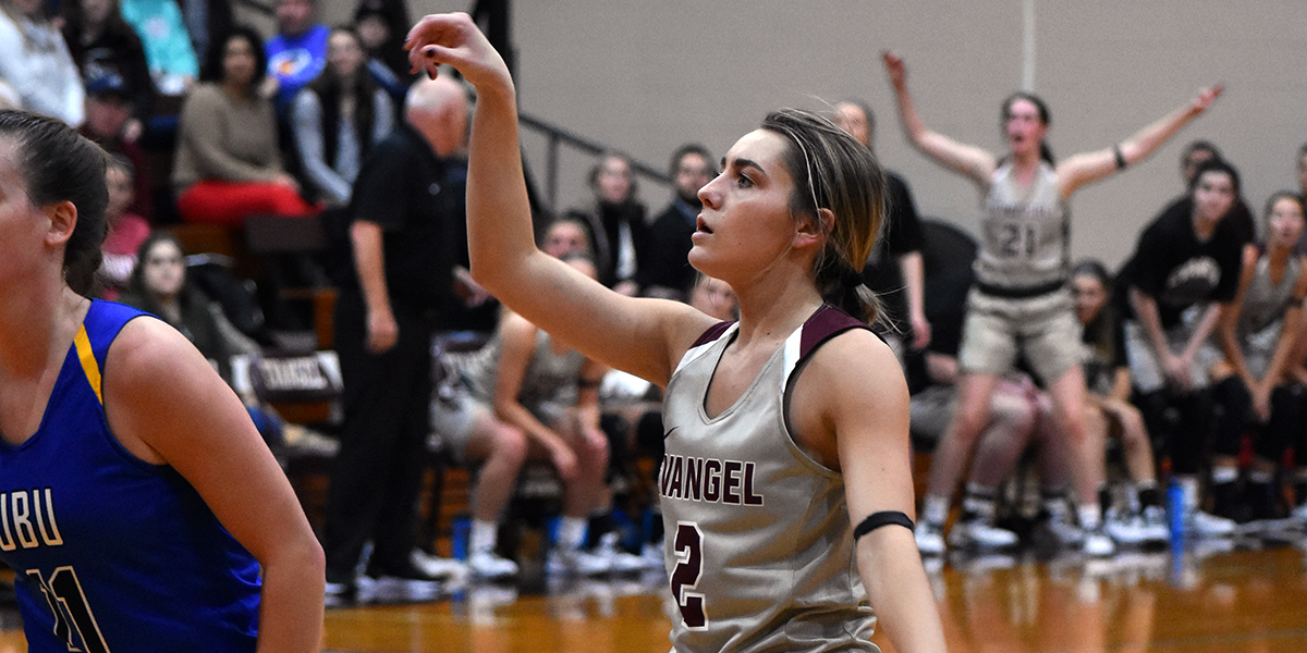 Evangel Women Outlast John Brown 81-69
