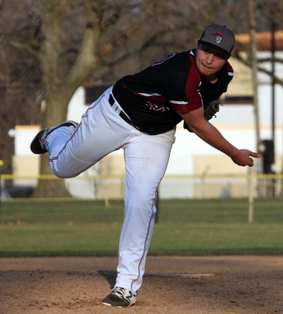 5f2581514987 Tyler Showers no-hitter was the second for Arcadia. Arcadia athletis photo