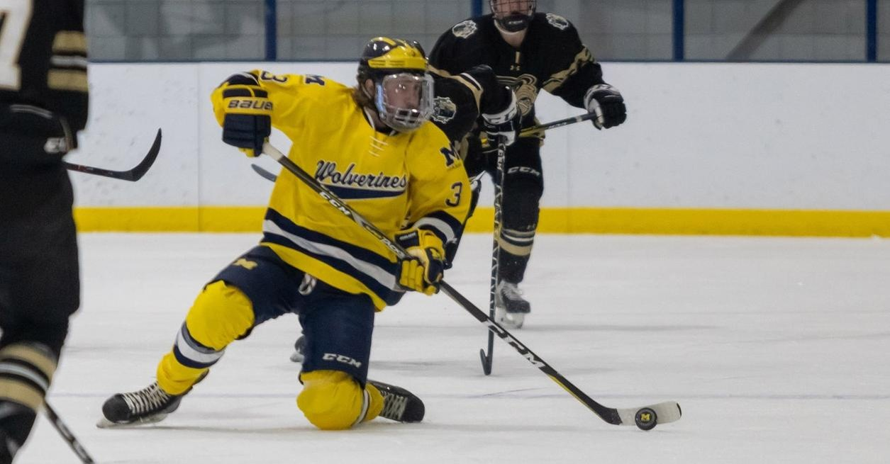 No. 3 Wolverines pull away for WHAC win at LTU