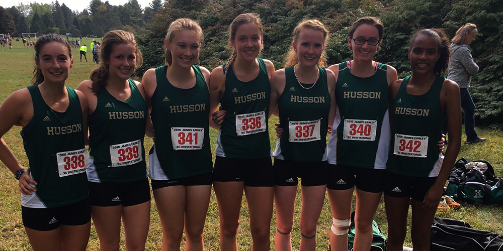 Women's Cross Country Has Strong Showing at James Earley Invitational