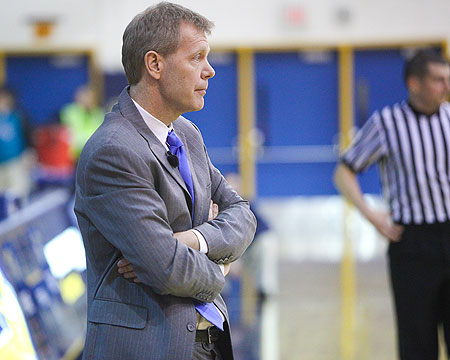 Former Gallaudet University coach Kevin Cook honored with NEAC Inspirational Award