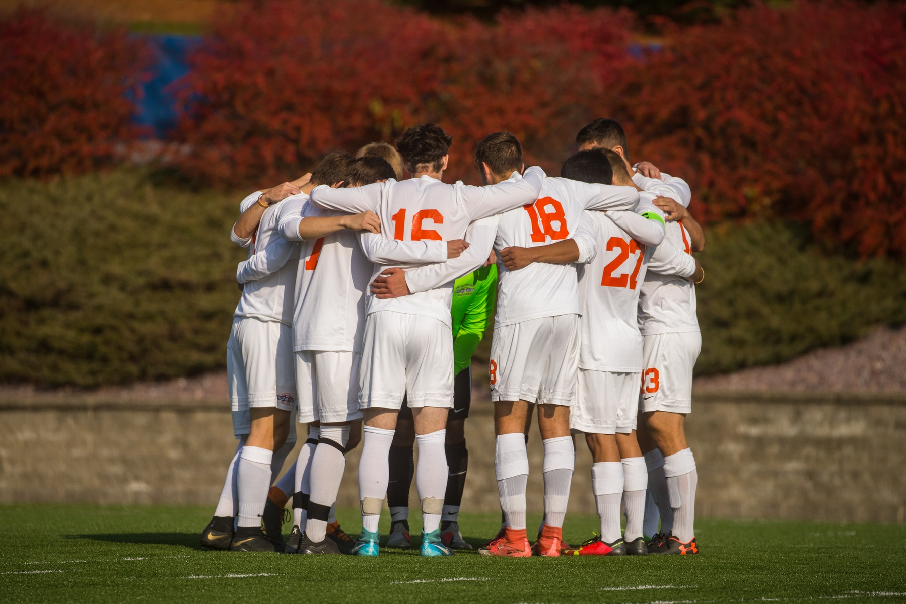 Men's soccer season comes to an end in the NCAA DIII Tournament