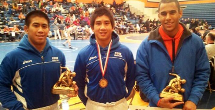 Ambrocio, Sanders win titles at Pete Wilson Wheaton Invitational