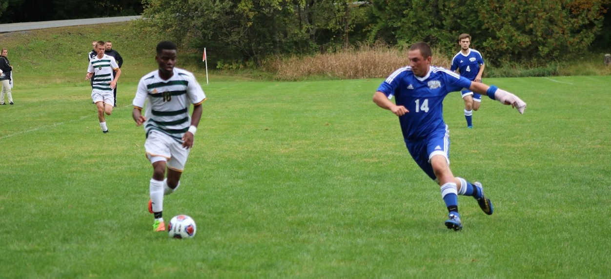 Hornet Men's Soccer Moves to 2-0 with a win over Maine-Presque Isle