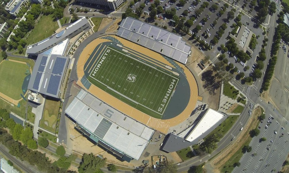 NCAA WEST PRELIMINARY GETS UNDERWAY AT HORNET STADIUM ON THURSDAY