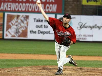 Esposito rewarded for stellar pitching performance