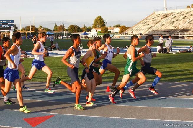 occidental college track meet 2013 gmc