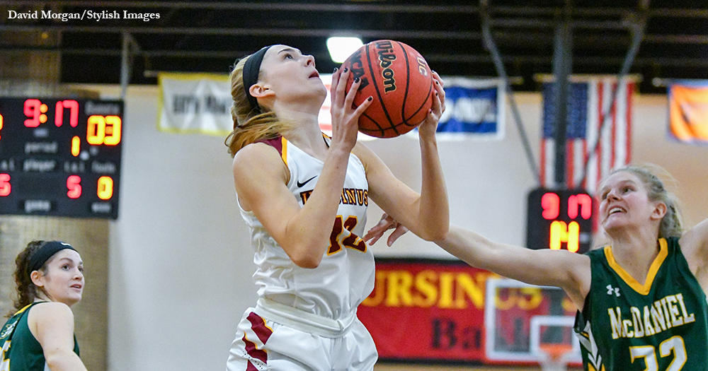 Women's Basketball Handles McDaniel