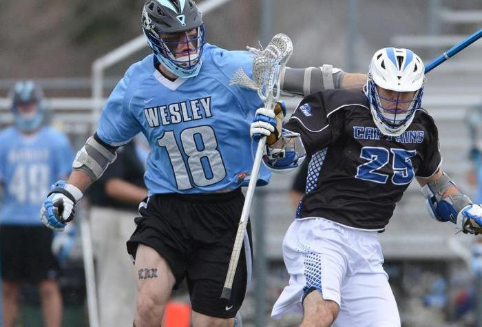 Men's Lacrosse Blanks Piedmont in Final Period; Defeats Lions, 11-8