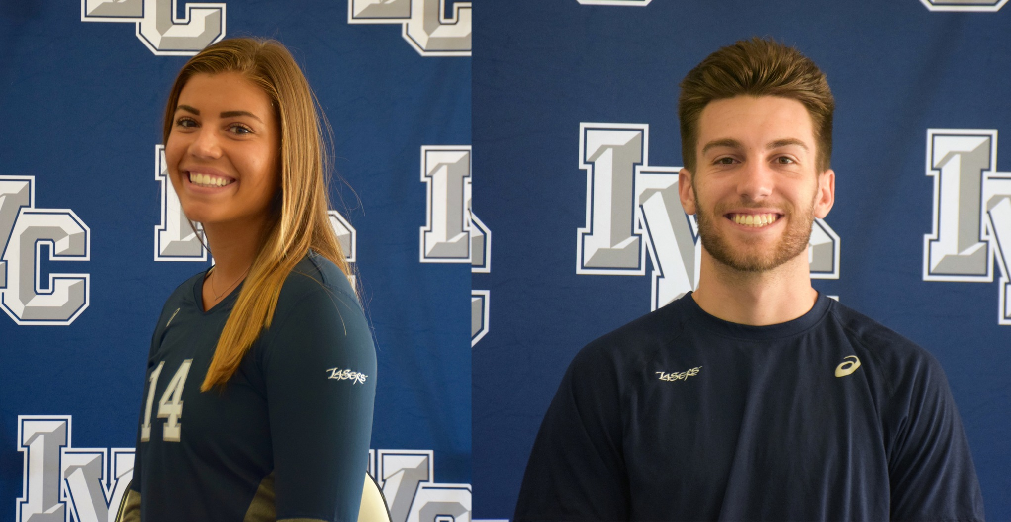 Ramseyer and McBain named IVC's scholar athletes of the year