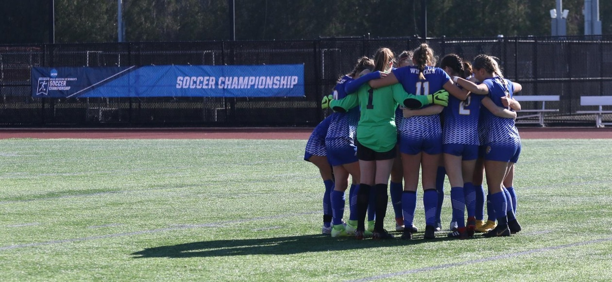 Women's Soccer Falls 3-0 to #5 MIT in NCAA Tournament