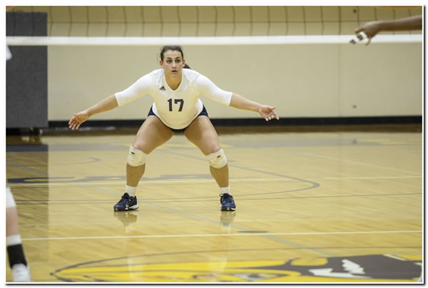 Mount women's volleyball drops 3-1 decision at Anderson University