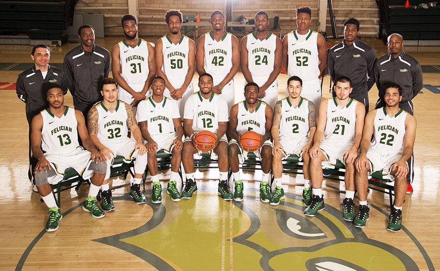 Kentucky Wildcats 2014 15 Men S Basketball Roster: 2014-15 Felician College Men's Basketball Roster