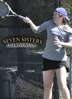 Wellesley Tennis Runner-Up at Seven Sisters; Barth & Lin Named All-Tournament