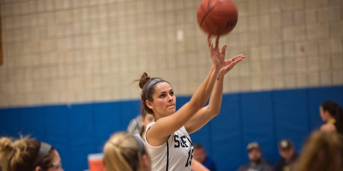 Fourth Quarter Frenzy Pushes Colby Sawyer Past Women's Basketball, 63-51