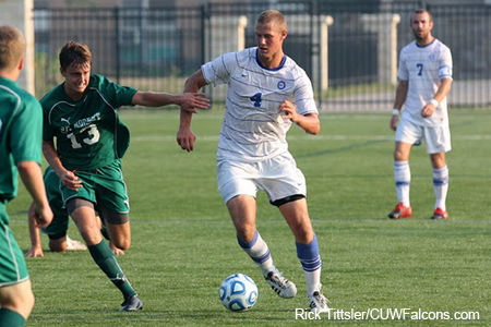 Men's Soccer drops 2-1 OT thriller at Dominican