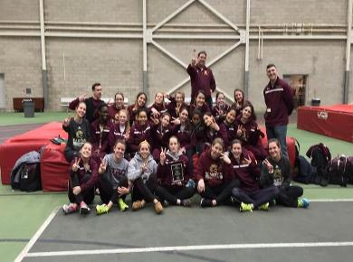 Women's Track & Field Finishes 2nd at CTC Championship