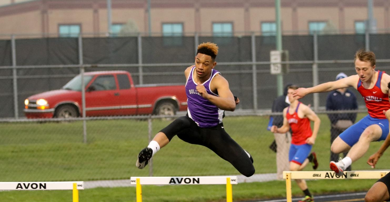 Boys Track & Field Competes at HSR Qualifier