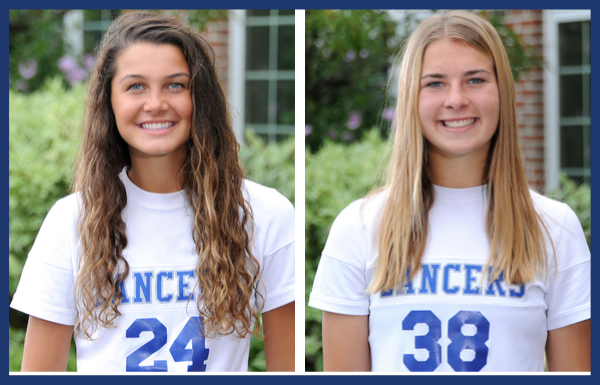 Girls Soccer: Five Lancers Recognized by NCL