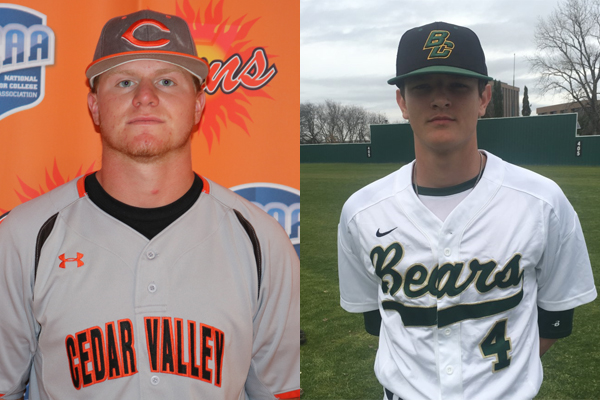 DAC Baseball Players of the Week (March 5)