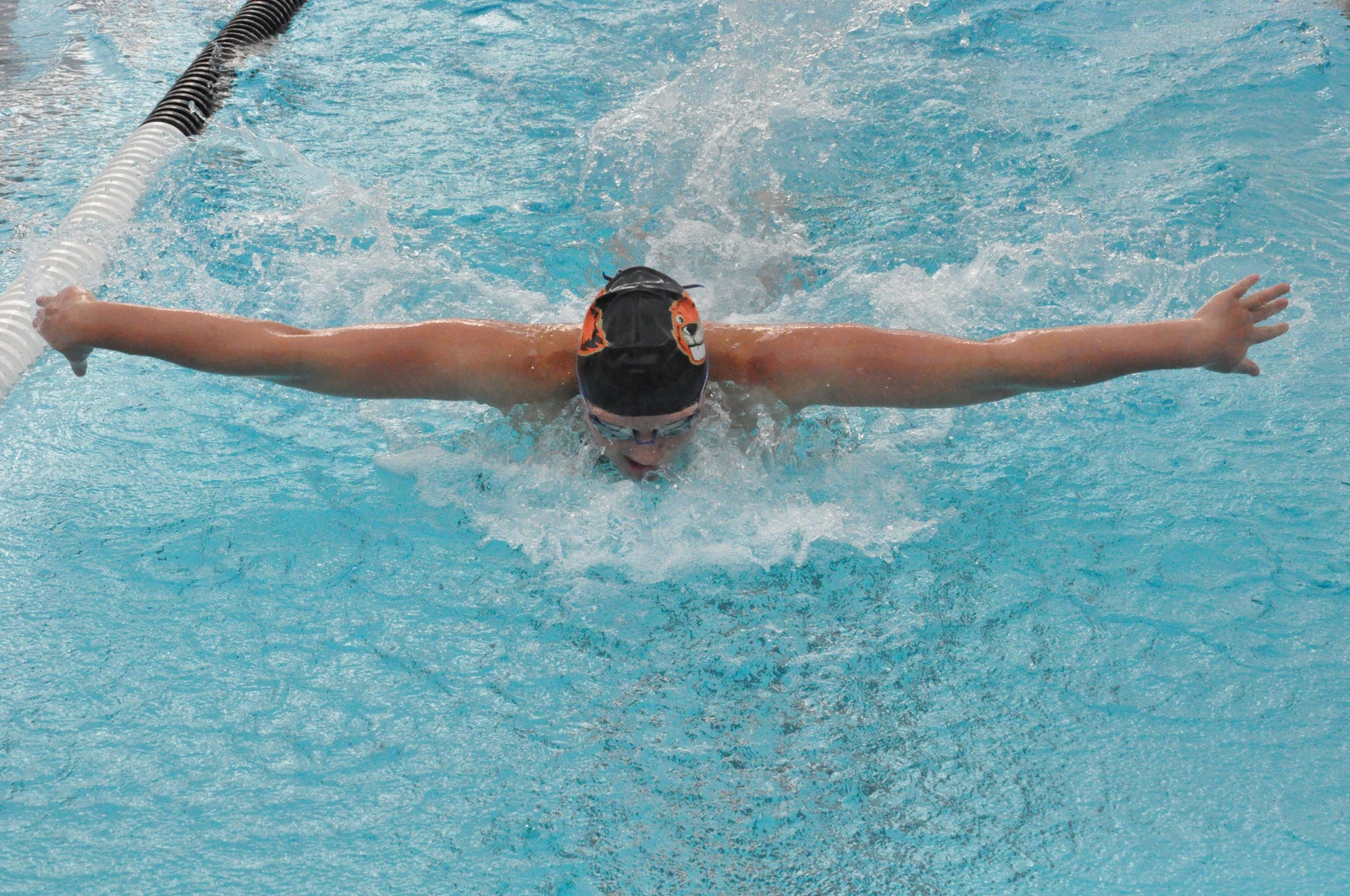 Percin, Sun Break Records at La Verne