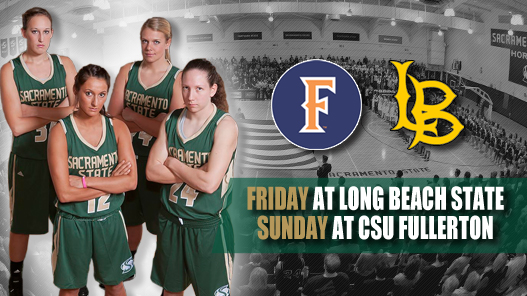 Women's Basketball Opens 2012-13 season at Long Beach State, CSU Fullerton