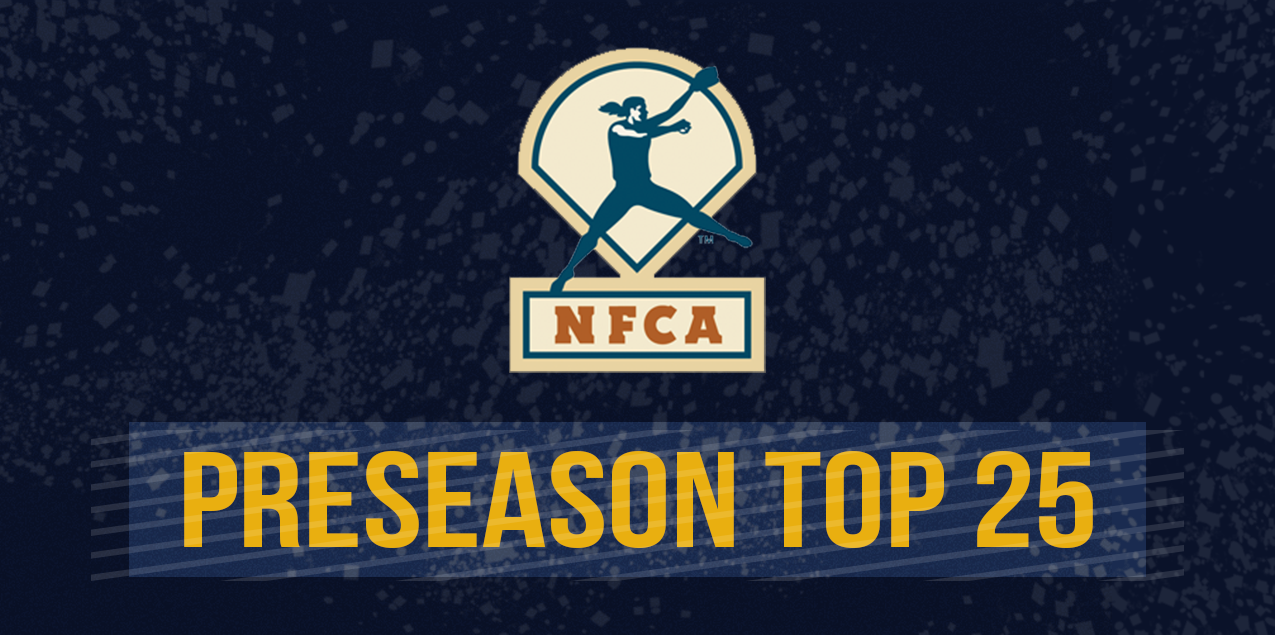 Texas Lutheran Tied for 13th in NFCA National Preseason Poll