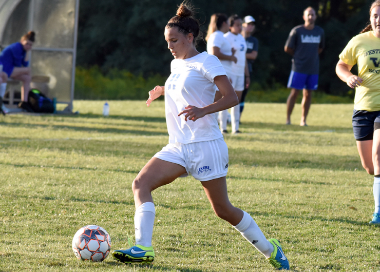 Lakeland notches first-ever win after beating Mercyhurst North East, 8-0