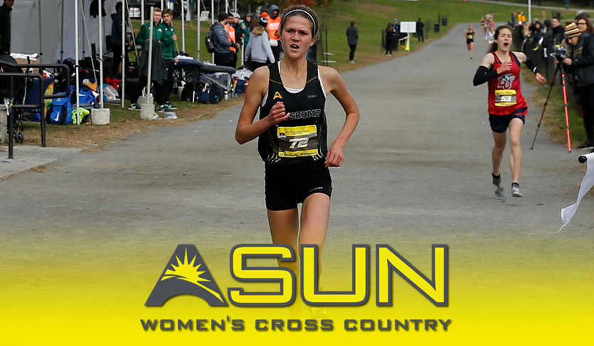 Lipscomb's Courtney Brenner Voted ASUN Women's Scholar-Athlete of the Year